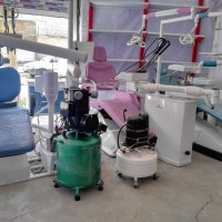 یونیت و کلیه تجهیزات دندانپزشکی