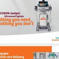 فروش  دو دستگاه سونوگرافی زیمنس و یک دستگاه ماموگرافی