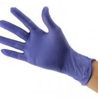 فروش دستکش نیتریل آبی